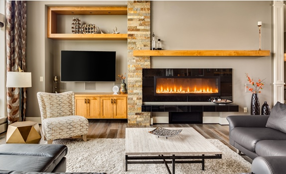 Incredibly Trendy Living Room Design Ideas