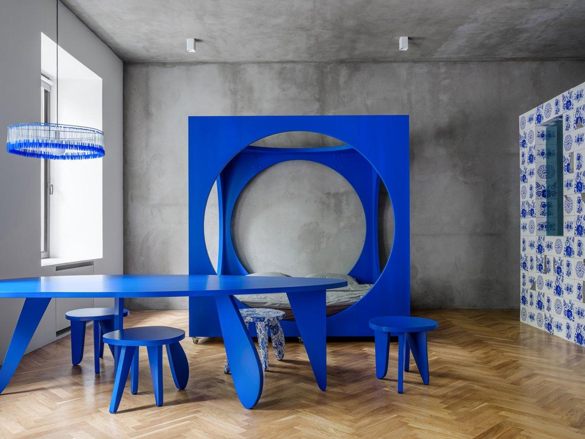 Crosby Loft - Unique Studio Apartment