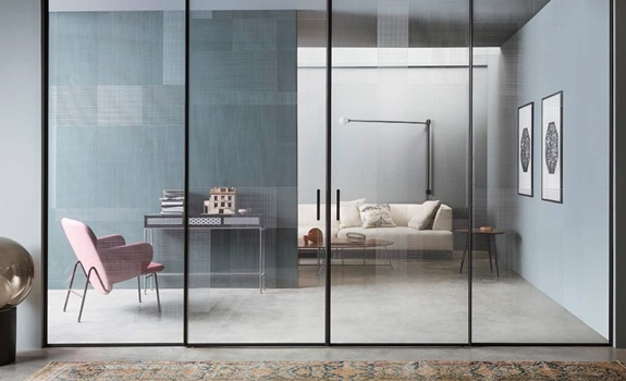 Is It a Good Idea To Install Glass Doors In a Living Room