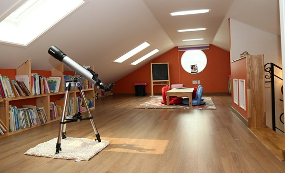 Making Your Attic Livable