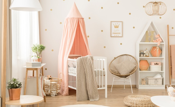 4 cool ways to jazz up a child's bedroom