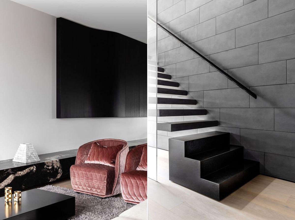 Scalpellino House - ground floor