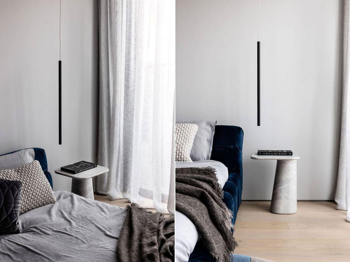 Scalpellino House - bedroom