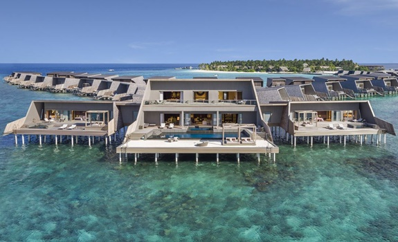 The St. Regis Maldives Vommuli Resort: An Idyllic Paradise Destination