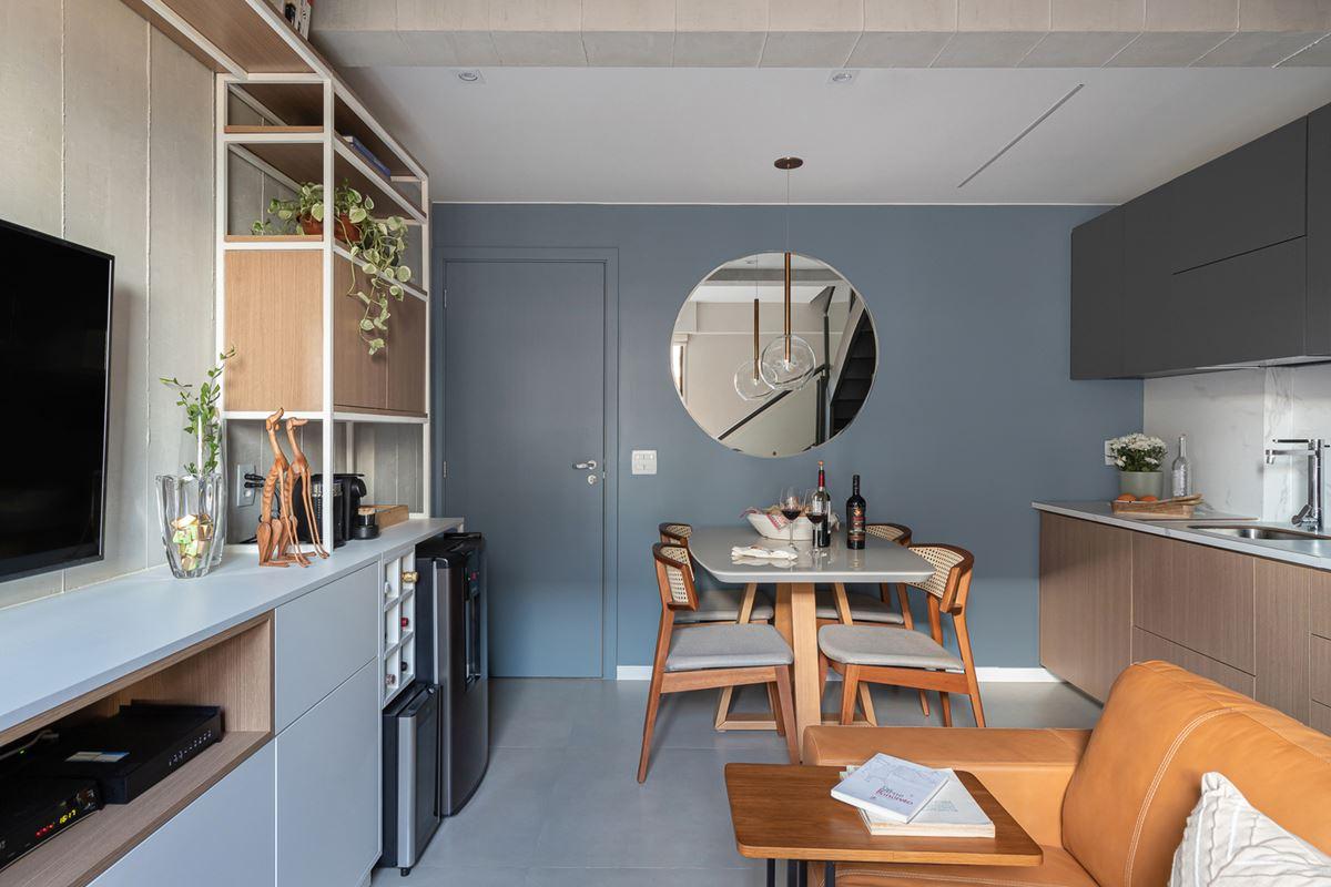 Small duplex home
