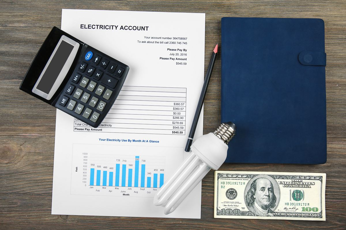 Calculating electricity expenses