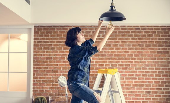 5 Household Jobs You Can Do with a Step Ladder
