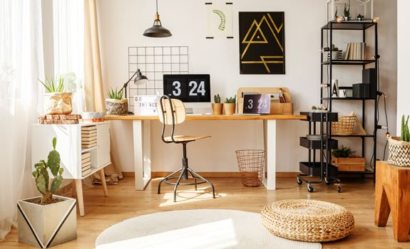Tips to Rearrange Your Home for Remote Work and School