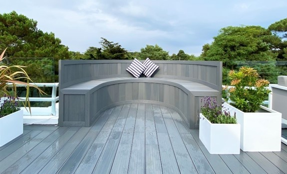 Alternative Ways to Use Composite Decking in Your Garden