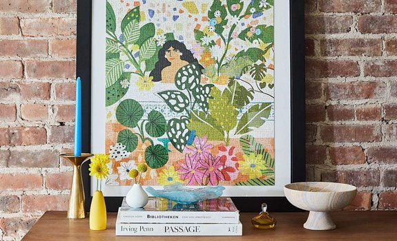How to Frame a Puzzle Effortlessly to Spruce Up Your Home Decor