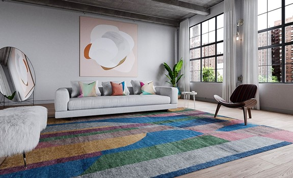 How to Make a Room Extra Cozy with Handmade Rugs