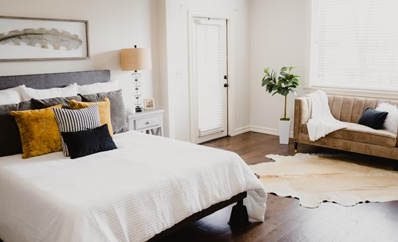 4 Design Tips to Upgrade Your Bedroom on a Budget