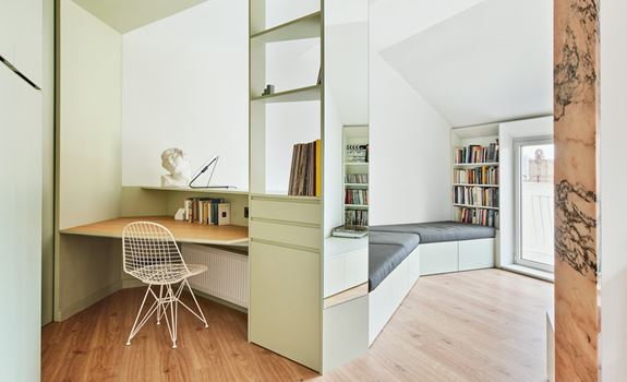 Unique Home with Unusual Distribution in Barcelona