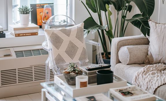 How to Blend Your HVAC Unit with Interior Design
